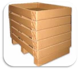 Carton pallet