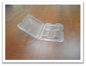 Forming Plastic Tray